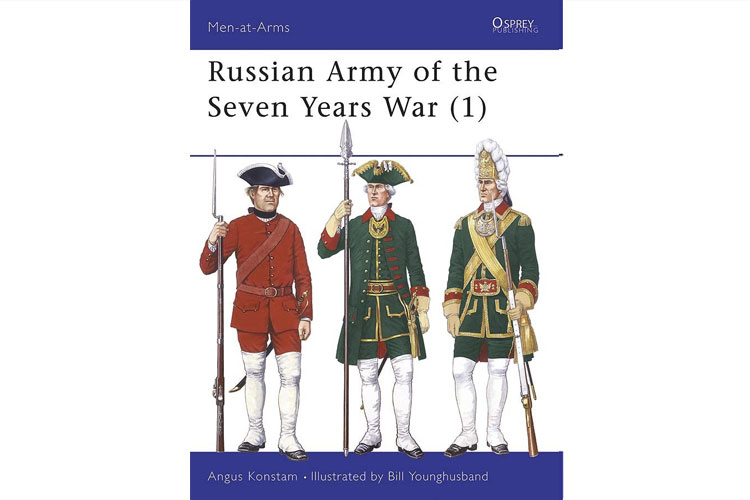 Russian Army of the Seven Years War (1) Infantry